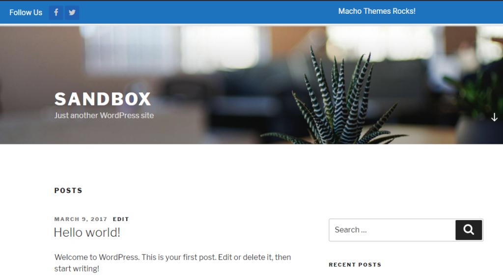 Hello Bar Alternatives: 6 Free WordPress Notification Bar Plugins 1
