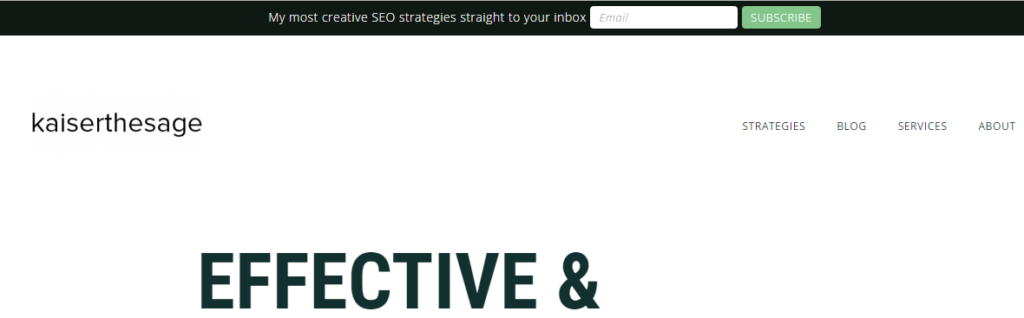 Hello Bar Alternatives: 6 Free WordPress Notification Bar Plugins 2