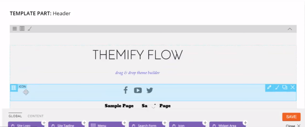 wordpress theme builder free and open source from Themify