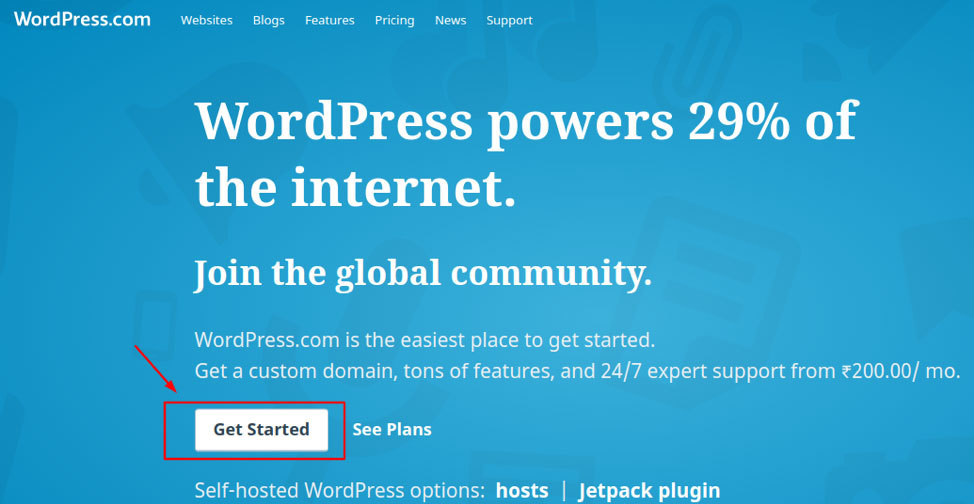 How to Create a Successful WordPress Blog for free 1
