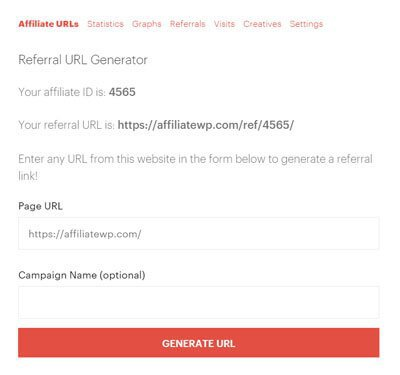 How to create your own affiliate program in WordPress 5