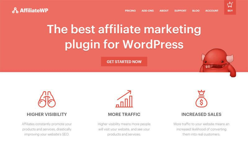 How to create your own affiliate program in WordPress 2
